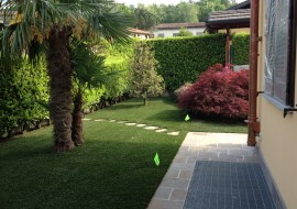 pulizia e mantenimento giardini residenziali e di ville private