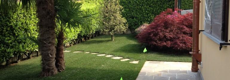 Giardini di andrea giardiniere como giardiniere - Giardini di villette ...